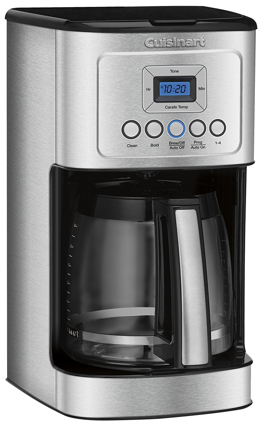 Cuisinart DCC-3200 14-Cup Glass Carafe with Stainless ...