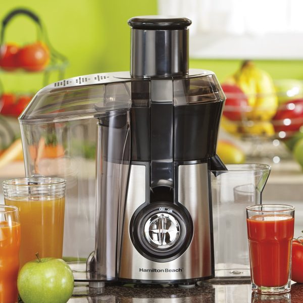 Hamilton Beach Juice Extractor, 2- Speed