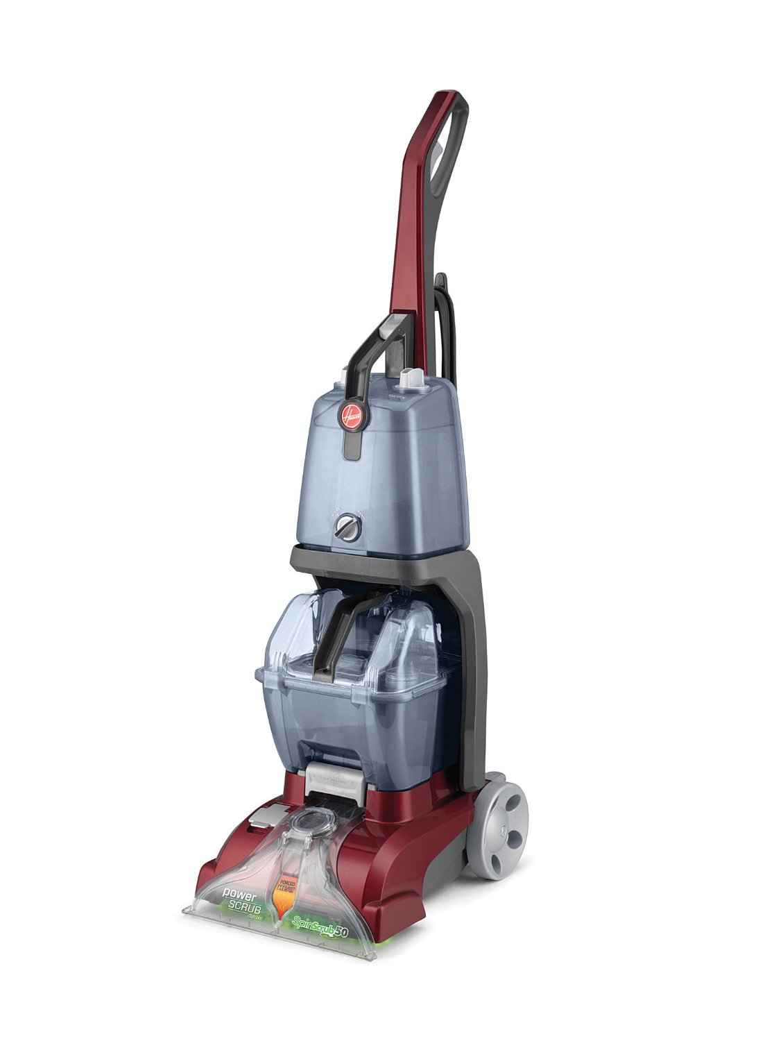 Hoover FH50150 Carpet Basics Power